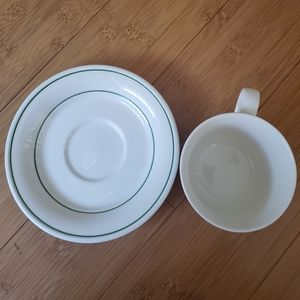 Arklow Limerick Dining - Arklow Limerick tea coffee cup saucer 8147